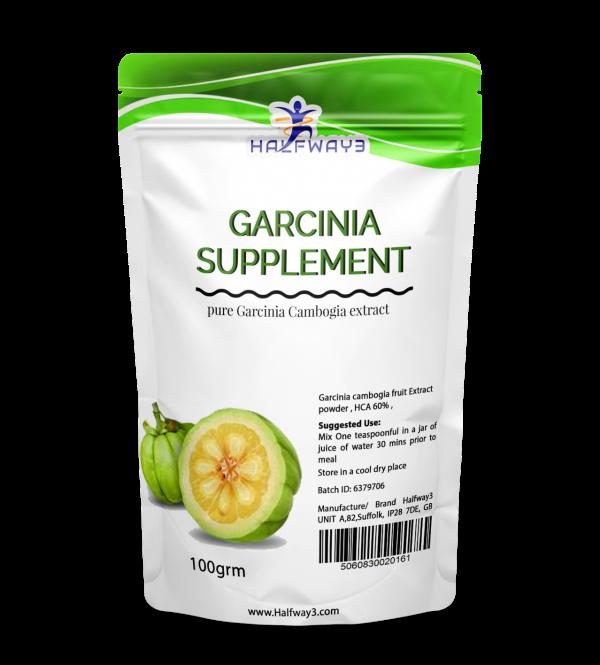 Garcinia Cambogia HCA 60% Pure Clean Detox Max
